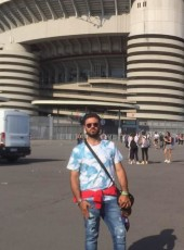 Luigi, 24, Italy, Cosenza