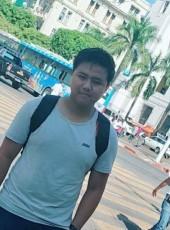 Aung Naing, 24, Myanmar [Burma], Yangon