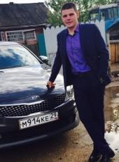 Aleksandr, 27, Russia, Konosha