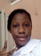Renver Paul, 18, Guyana, Georgetown
