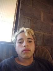 Orlei, 18, Brazil, Pato Branco