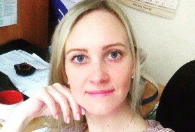 Oksana, 35 - Just Me