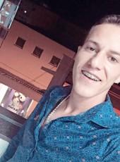 thiago henrique, 22, Brazil, Piui