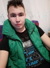 Sarkis, 22, Russia, Ufa