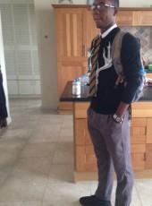 Drew, 22, Barbados, Bridgetown