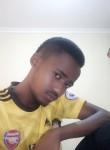 Isaah Abdalah, 20  , Arusha