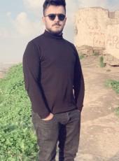 Huner, 21, Iraq, Jamjamal