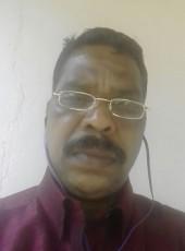 Baby C D, 55, India, Cochin
