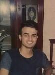 Abed, 21  , Gaza