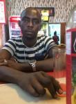Jerry  Jah, 33, Banjul