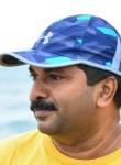 john, 48 лет, Kottayam