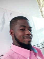 shaibu, 30, United States of America, The Bronx
