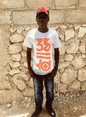 Oval Lebrun, 50, Haiti, Port-au-Prince