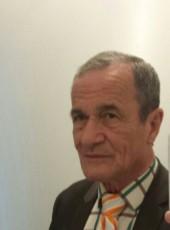 Robert, 64, France, Paris