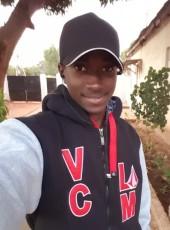 samirjobe, 22, The Gambia, Bakau