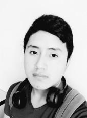 Ric Sanchez, 18, Guatemala, Guatemala City