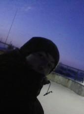 Seryezha, 22, Russia, Omsk
