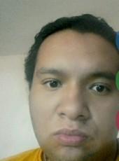 Luis, 26, Mexico, Gustavo A. Madero (Mexico City)