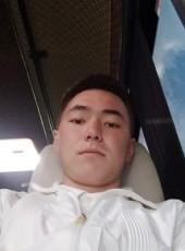 Nuradin, 18, Kyrgyzstan, Bishkek