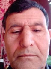 Ghulam Hassan, 65, India, Kulgam