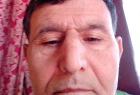Ghulam Hassan, 65 - Just Me