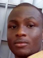 Armel, 20, Ivory Coast, Yamoussoukro