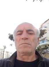 . ისაკ, 75, Israel, Or Yehuda