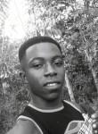 RICHARD ASARE, 19, Accra