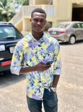 Idowu Ridwan, 25, Ghana, Cape Coast