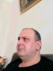 Sezgin, 50, Turkey, Istanbul