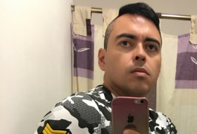 Gustavo, 37 - Just Me