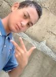 David Emanuel, 18, Sao Paulo