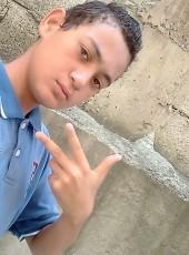 David Emanuel, 18, Brazil, Sao Paulo