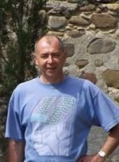 Gia Japaridze, 61, Georgia, Tbilisi