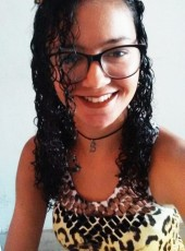 Ana Beatriz Reis, 19, Brazil, Rio das Ostras