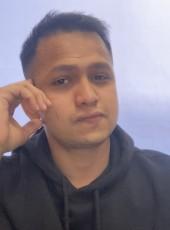 Elijah wysor, 25, Russia, Saint Petersburg