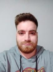 Jackson, 26, Greece, Xanthi