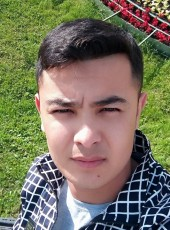 Dilyerbek, 24, Russia, Moscow