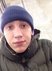 Volodya, 20, Russia, Moscow
