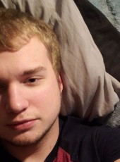 johnny b, 21, United States of America, Canton (State of Ohio)