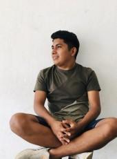 Sergio, 20, Mexico, Mexico City