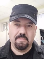 Bazilik, 46, Russia, Moscow
