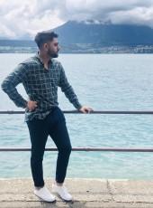 Saeed, 24, Spain, L Hospitalet de Llobregat