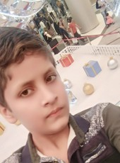 Ayaam Bolte, 18, India, Mumbai
