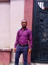udoye ifeanyichukwu, 43, Nigeria, Lagos