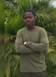Emmanuel , 18  , Lusaka