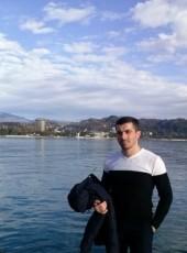 Luka, 36, Abkhazia, Stantsiya Novyy Afon