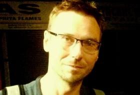 JIMMY ACHA, 46 - Just Me