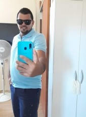 Gleison, 26, Brazil, Porto Alegre