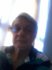 Gilberto, 73, Brazil, Mogi das Cruzes